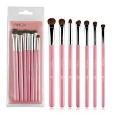 horse hair eyeshadow makeup brushes set