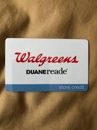 walgreens credit gift card 57 24 balance 1 of 1 see more