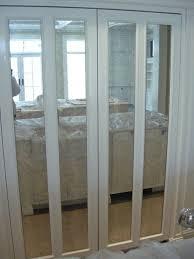 bifold closet doors for sale. Frameless Mirror Bifold Closet Doors · Stanley  Bifold Closet Doors For Sale