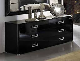 black lacquer bedroom furniture. la star high gloss black lacquer bedroom set furniture