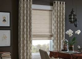 office drapes. Patterned Panel Drapery Office Drapes M