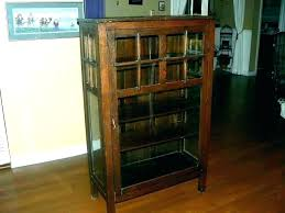 bookcasesantique glass door bookcase bookcases with doors amazing living rooms mission bo