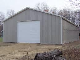metal building garage door trim wageuzi