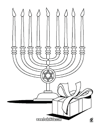 Menorah Coloring Page Free Printable Coloring Pages Coloring Pages