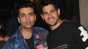Image result for Sidharth Malhotra and karan