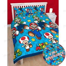 mario brothers bedding bedroom sets