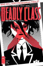 Deadly Class #19 Cover B [Image Comic] – Dreamlandcomics.com Online Store