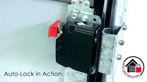 garage door lock shark tank how to lock garage door how to lock garage door garage garage door lock shark tank