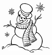 Small Picture Printable Snowman Coloring Pages Coloring Me