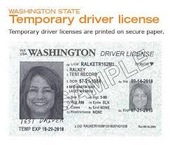 Newsradio 560 Temporary Kpq Washington Licenses Drivers New Coming - To