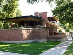 frank lloyd wright s robie house prairie style