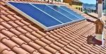 Pannelli solari termici per acqua calda sanitaria