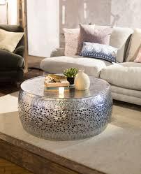 African Drum Coffee Table Drum Metal Coffee Table From House Of Fraser Metal Coffee Table