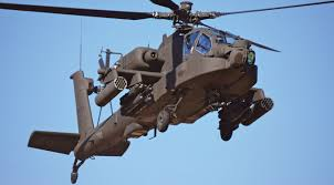 New Drone System Relays Real Time Target Data To Apache Helicopters
