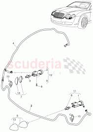 Headlight washer system f 3w 8 056 552>> f za