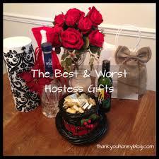 Hostess Gift The Best Worst Hostess Gifts Thank You Honey