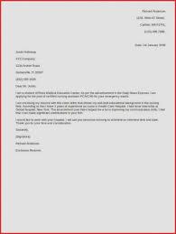 Cover Letters How To Write Teacher Resume Letter Art Images