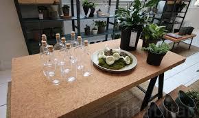 ikea 2016 catalog sinnerlig ilse crawford smaller table and bottles inhabitat green design innovation architecture green building
