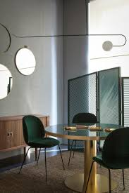 Triadic Colour Scheme - Spotti Milano has revealed a new interior concept  by Studiopepe - a sophisticated space in which colours, textures and shapes  come ...