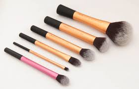 real techniques brush set gold. review \u2013 real techniques makeup brushes brush set gold
