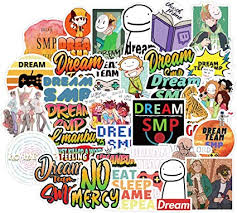 Created by techbyteofficialtriassica community for 8 months. Amazon Com Dream Smp Stickers For Water Bottles 50 Pcs Cute Waterproof Aesthetic Trendy Stickers For Teens Girls Perfect For Waterbottle Laptop Phone Travel Extra Durable Vinyl Computers Accessories