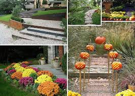 Great Fall Landscaping Ideas Fall Garden Ideas Cadagu