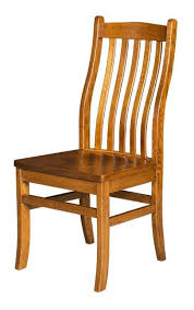 amish dining chair. Amish Lincoln Mission Dining Chair DutchCrafters