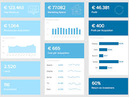 marketing dashboard template. Marketing Dashboards Templates Examples To Track Your Results