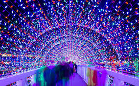 Christmas Lights The Best Christmas Light Displays In Every State Travel Leisure