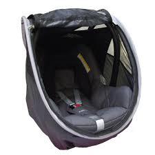 car seat uv sunshade rain protector