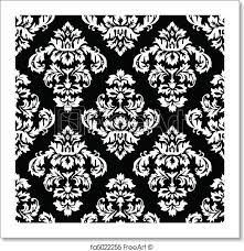 Damask Pattern Free Free Art Print Of Damask Pattern Seamless Damask Pattern Colors