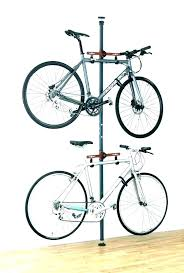 wood bike rack wooden wall hook mounted plans free wooden bike rack