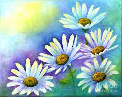 fresh as a daisy painting art may daisy paintings