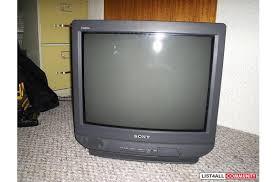 sony trinitron. sony trinitron tv. 20 inch was 40.00\u0026nbsp;