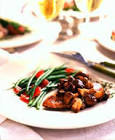 balsamic chicken with mushrooms  8 weight watchers points