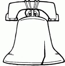 Small Picture Patriotic Symbols Liberty Bell Coloring Page Coloring Home