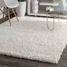 brown and white rug. Image Of: White Plush Area Rugs Brown And Rug