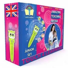 Интерактивный <b>набор</b> с <b>говорящей ручкой</b> Touch4learning купить ...