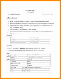 Free Resume Templates Microsoft Word Inspirational Summary Of