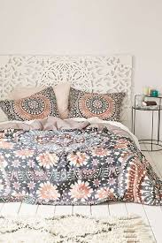 urban outfitters bedding unique magical thinking tile medallion duvet cover products