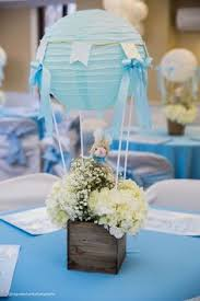 Check out this absolutely darling Bunny Hot Air Balloon Birthday Party at  Kara's Party Ideas.