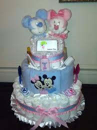 Lupitau0027s Bakery  BABY SHOWER GALLERY 2Baby Mickey Baby Shower Cakes