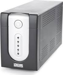 <b>IMP</b>-<b>3000AP</b>, <b>Источник бесперебойного питания Powercom</b> Back ...