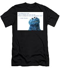 Friendship Is Cookie Monster Cute Friendship Quotes 4 Mens T Shirt Athletic Fit