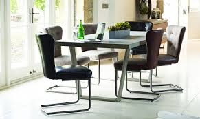 angara dining chair in grey