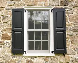 The Dreaded Exposure Triangle Black Shutters And Carriage Garage - Shutters window exterior