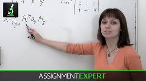 calculating determinants