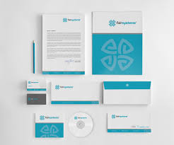 Office Stationery Design Templates Stationery Design