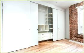 organizing a closet with sliding doors door how to organize your closet with sliding doors organizing a closet with sliding doors medium size of small