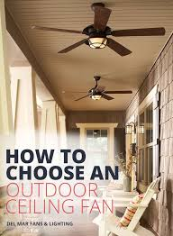 Best Outdoor Ceiling Fans Inside Charming Patio And Attractive Fan
